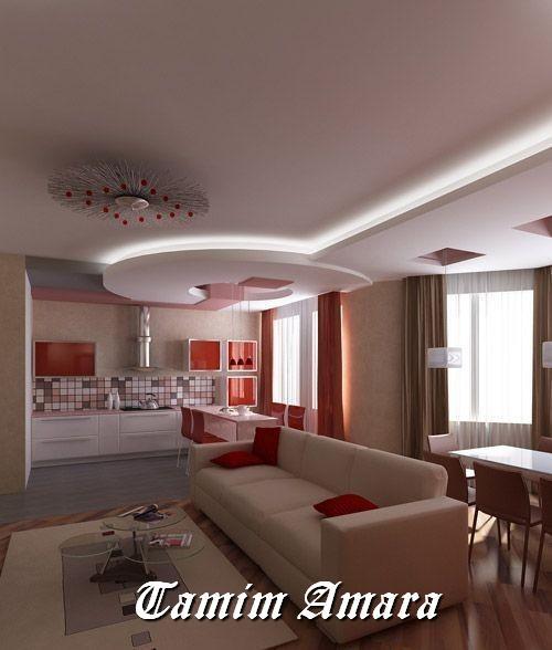 Deco plafond - Decoration plafond moderne ...